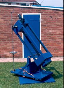 10 inch Newtonian telescope