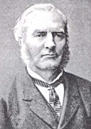 Edward Harland, shipbuilder