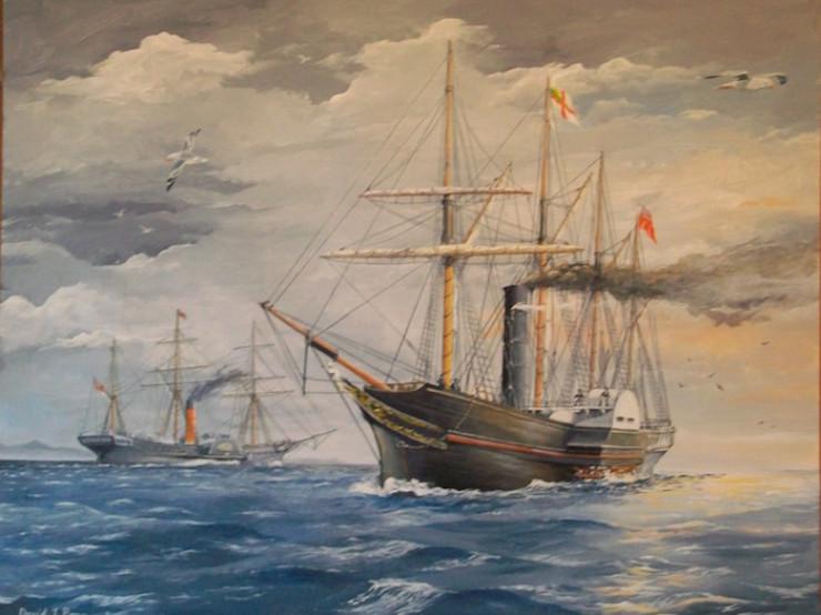 Brunel's 'Great Western'