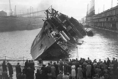 Empress of Canada_Gladstone Dock