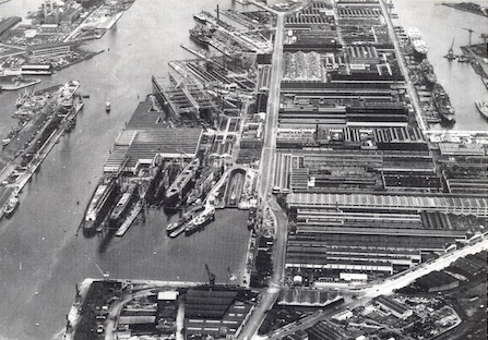 Harland & Wolff shipyard, Belfast