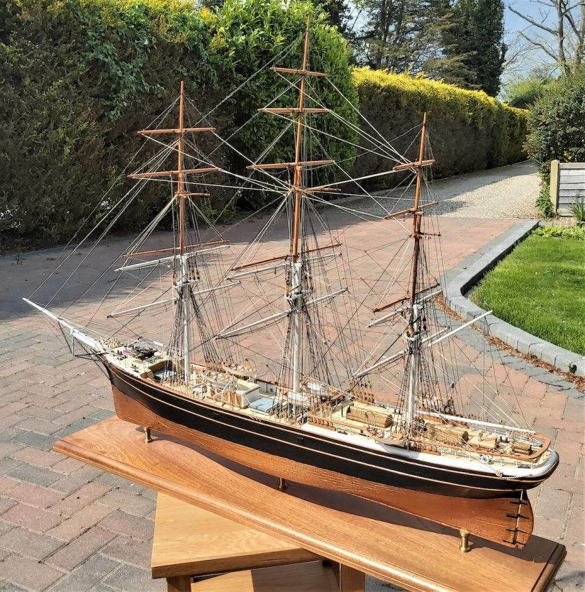 Model of the 'Torrens'