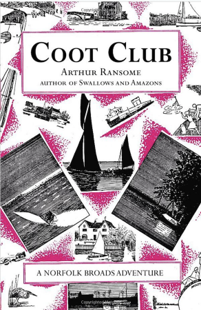 Coot Club_Arthur Ransome