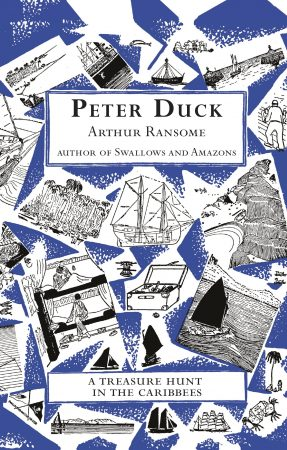 Peter Duck cover_Arthor Ransome