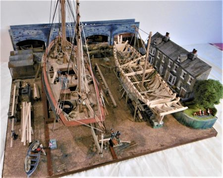 Dandy Score Shipyard 01